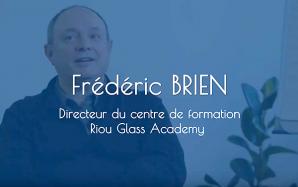 Interview Frédéric Brien, Directeur de Riou Glass Academy