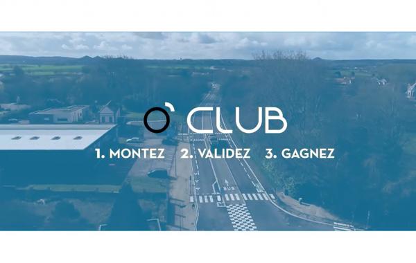 O'Club, nouveau dispositif Tadao